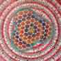 Háromszoros hurrá 2015 140x140cm