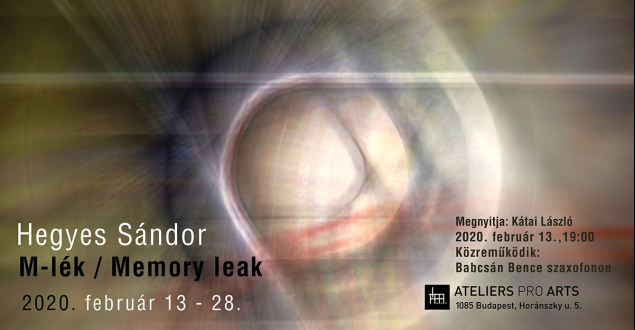 M-lék/ Memory leak