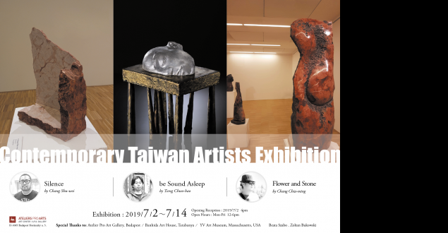 Contemporaly Taiwan Artists Exhibition